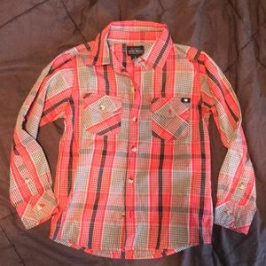 Other - Lucky Brand kids button down shirt